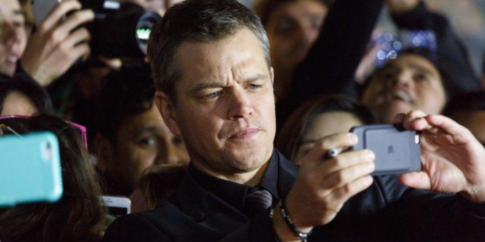 Matt Damon Bids Farewell To Hi...