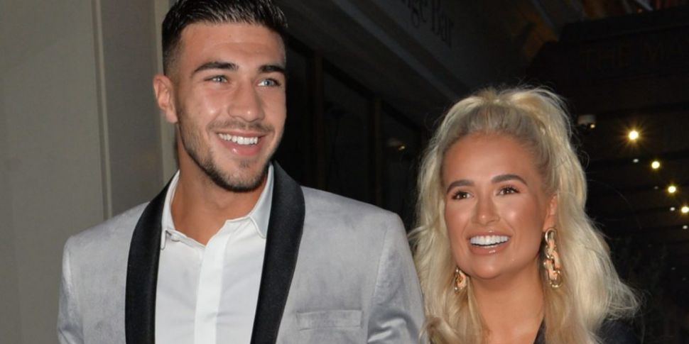 LOOK: Tommy Fury Gets Molly-Ma...