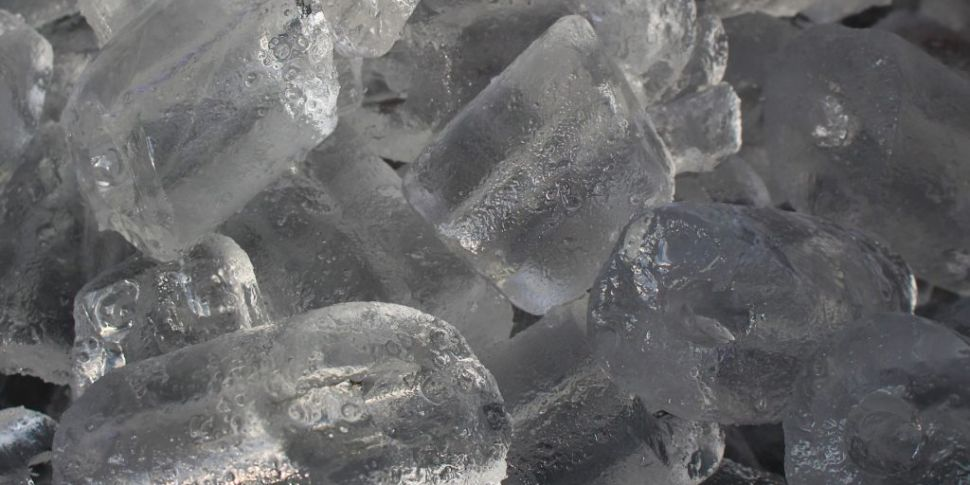 We've All Been Filling Our Ice...