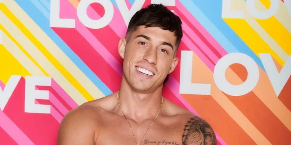 Love Island's Connor Durman Re...