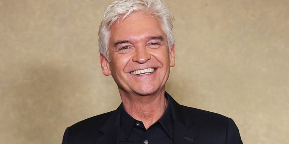 Phillip Schofield Announces Hi...
