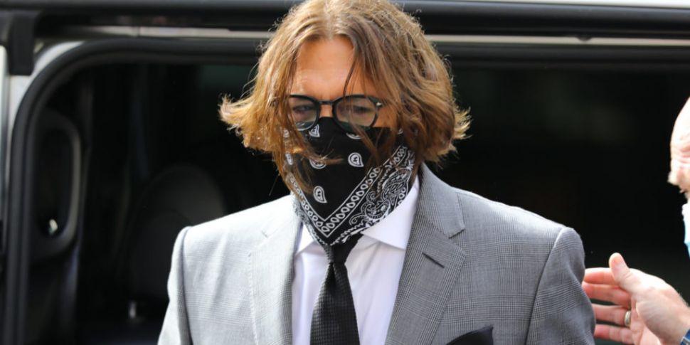 Johnny Depp Loses Libel Case A...