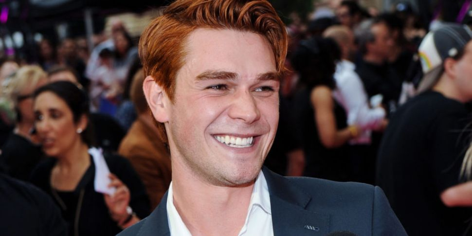 Riverdale's KJ Apa Gets Shard...