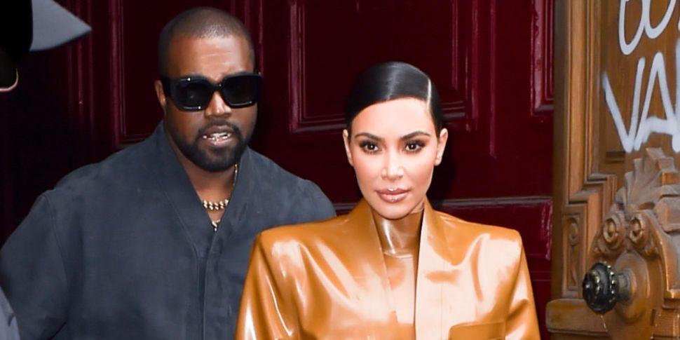 Kim Kardashian West Addresses...