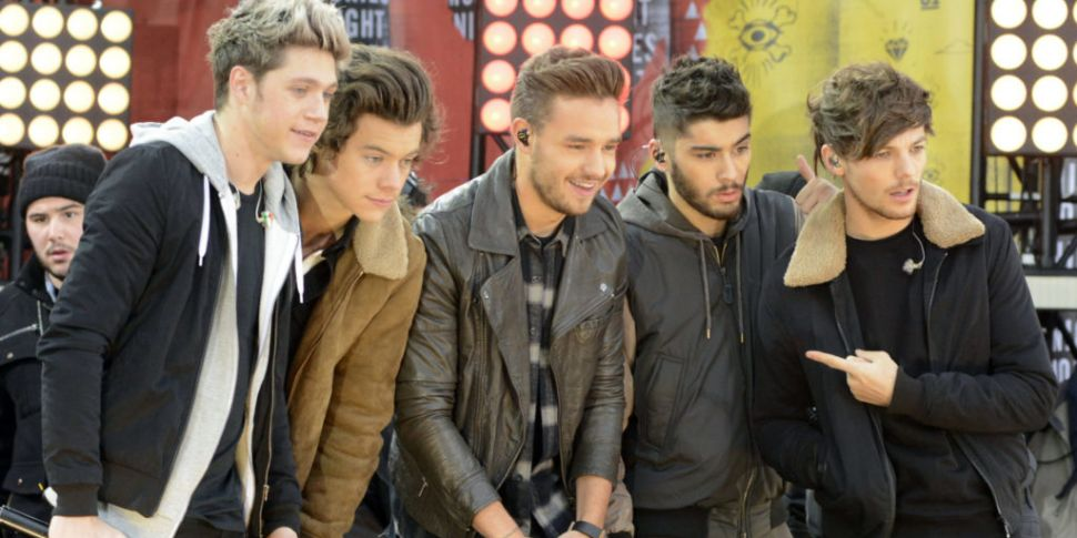 WATCH: One Direction Share Vid...