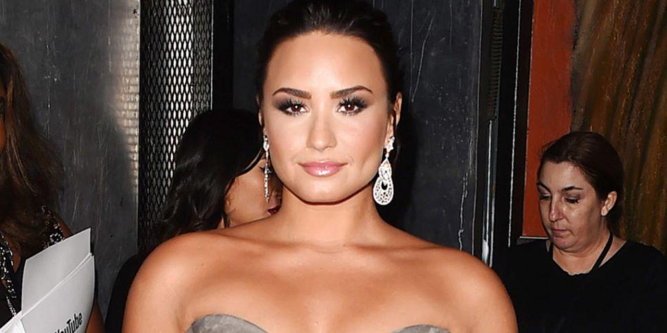 Demi Lovato Shares Emotional P...
