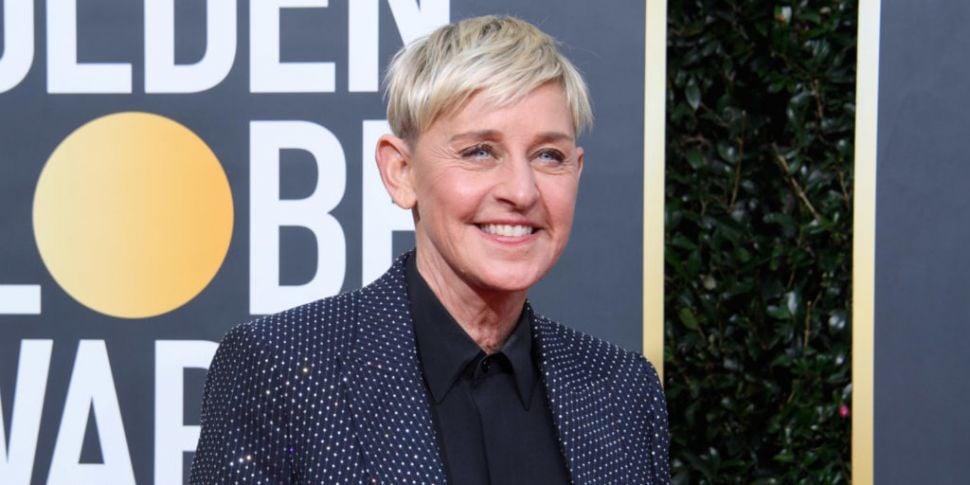 The Ellen Show Under Investiga...