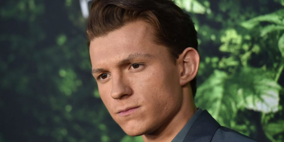 Tom Holland Posts Picture Of H...