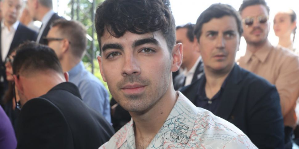 LOOK: Joe Jonas Shows Off His...