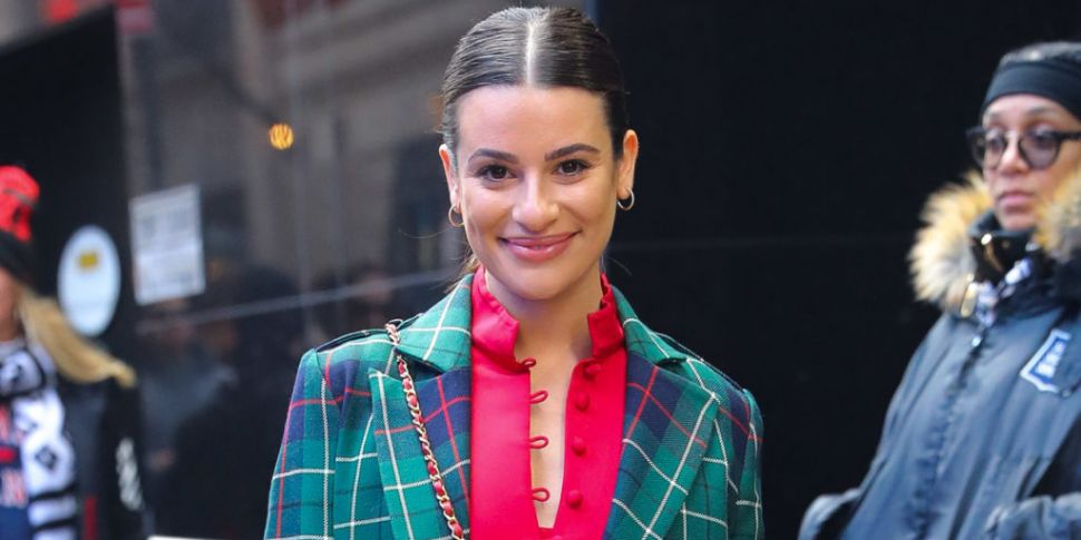 Glee's Lea Michele Reportedly...