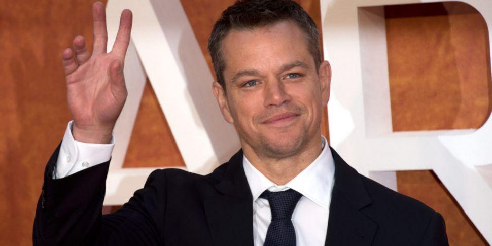 Matt Damon Set To Return To Ir...