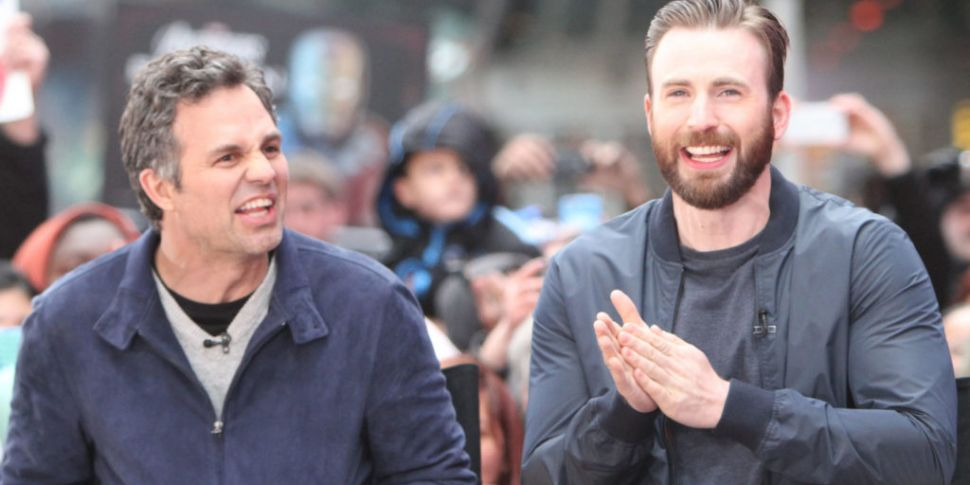 Mark Ruffalo Reacts After Aven...
