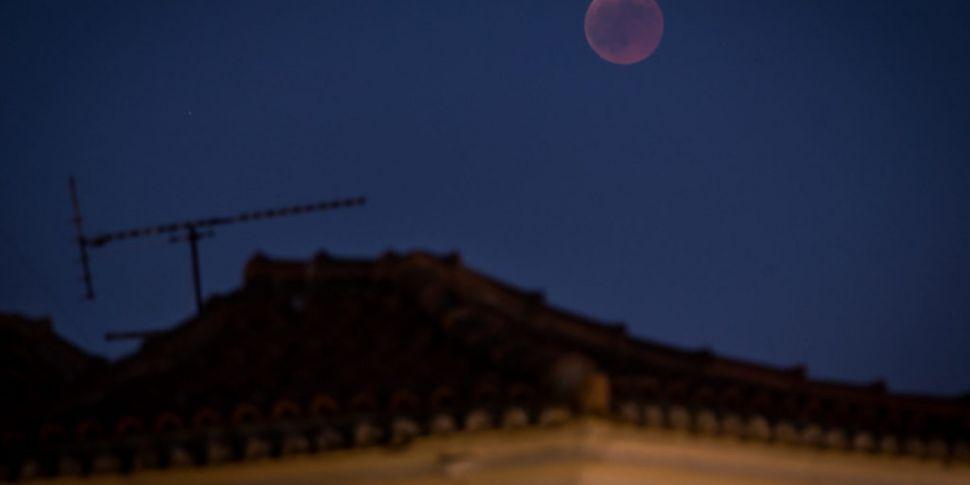 Solar Eclipse: Irish Skies To...