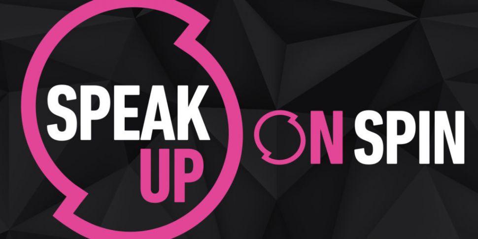 Speak Up On SPIN Podcast: Bule...