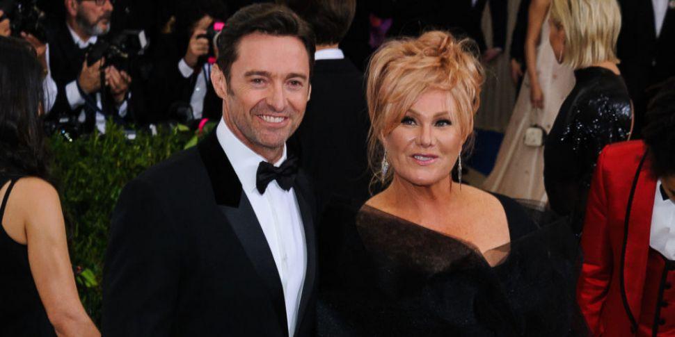 Hugh Jackman's Wife Deborra-Le...