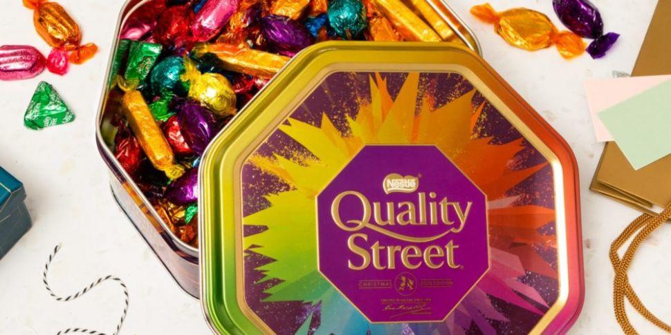 Quality Street Launch Pick & M...