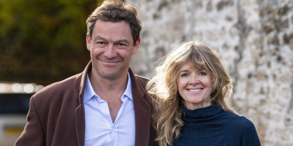 Dominic West Insists His Marri...