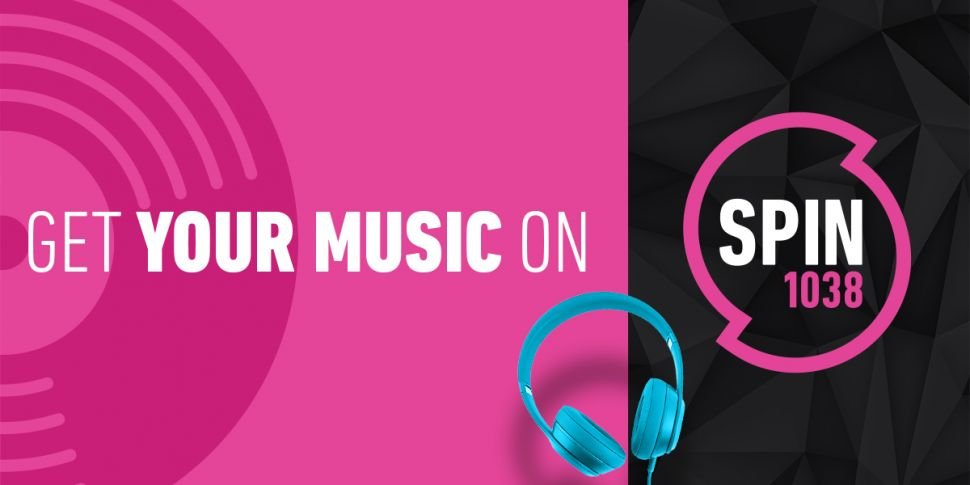 Get Your Music On SPIN 1038