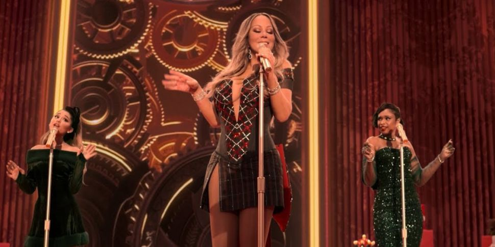 WATCH: Music Video For Mariah...