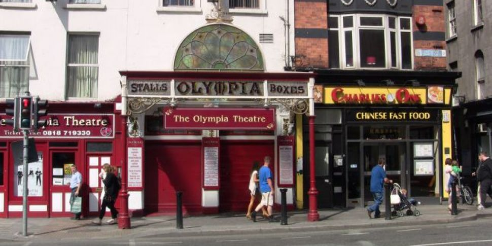 Olympia Theatre Renamed As Par...
