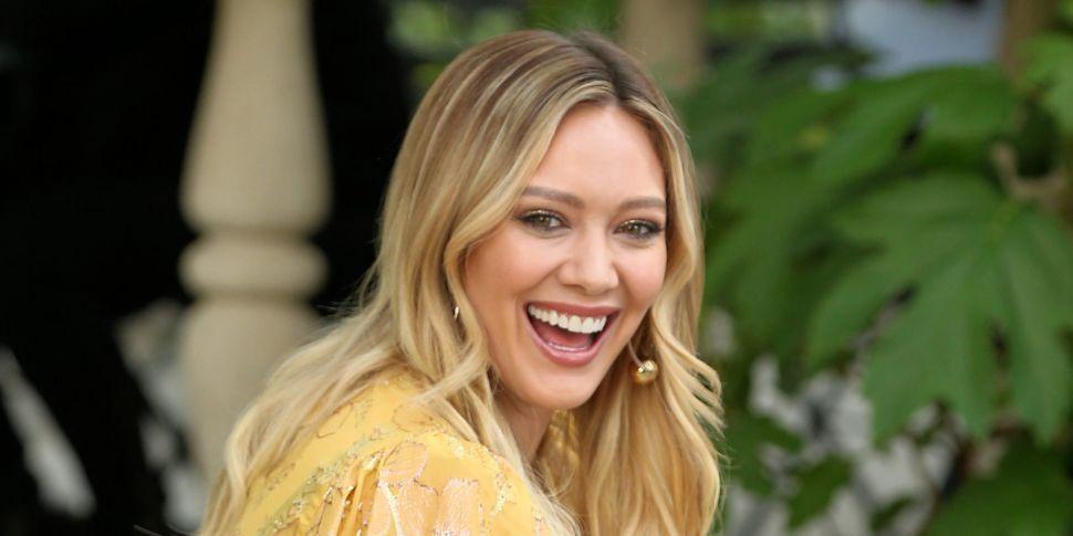 Hilary Duff Announces Lizzie M...