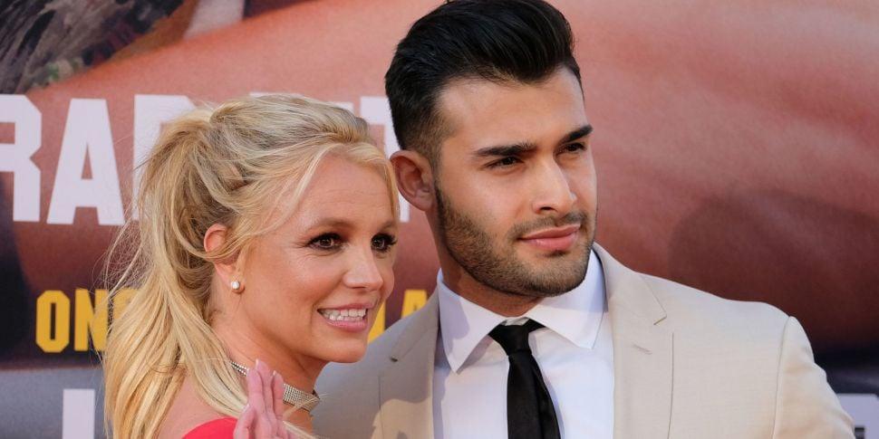 Britney Spears' Boyfriend Sam...