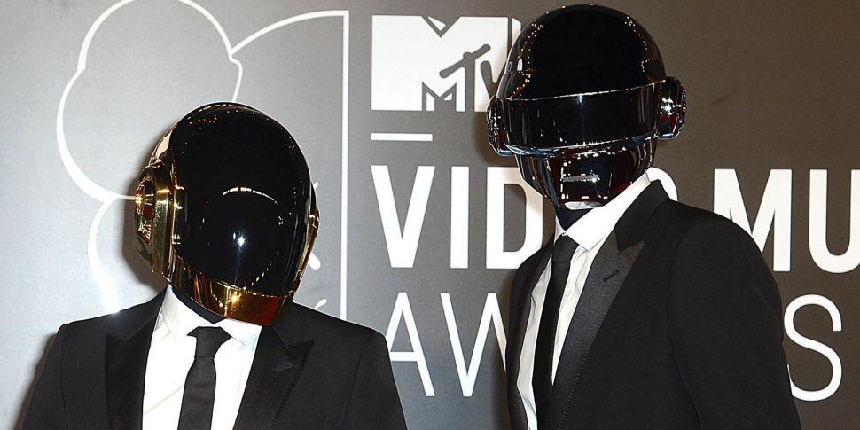 Daft Punk Announce Their Split...