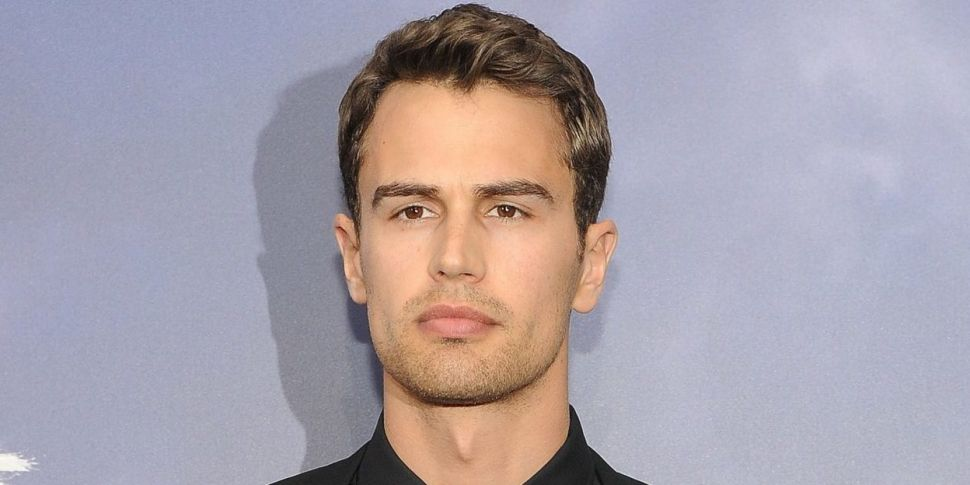 Divergent's Theo James Spotted...