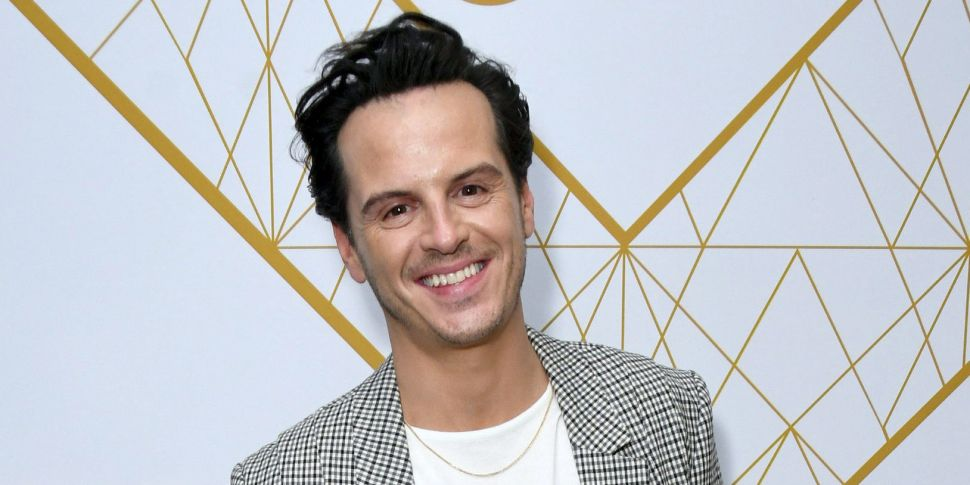Andrew Scott Reportedly In Tal...