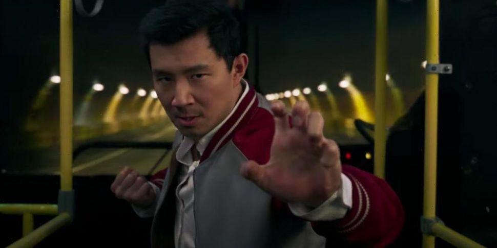 TRAILER: Marvel Studios' Shang...