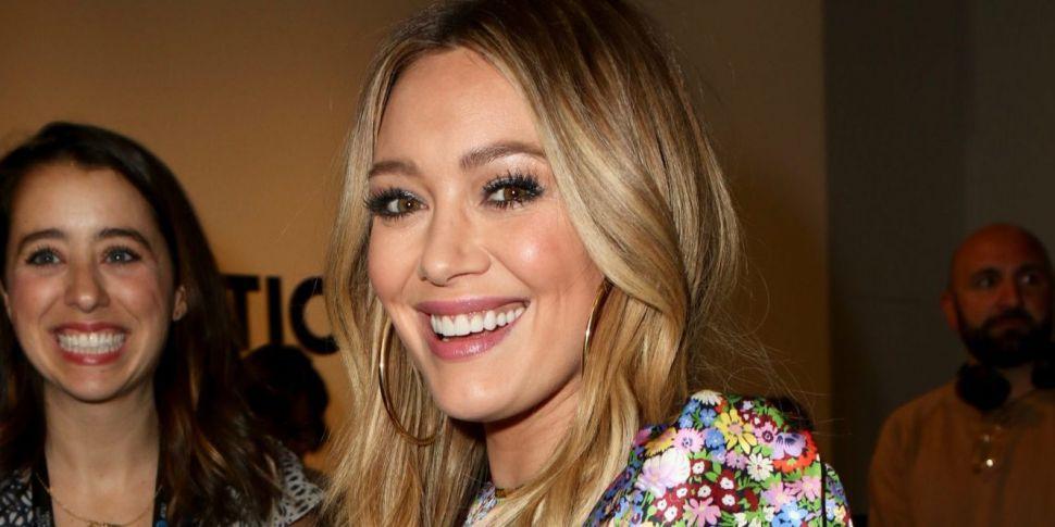Hilary Duff Shares Why She Wan...