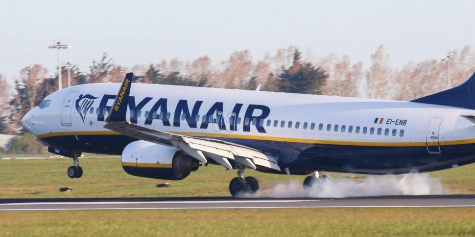 Ryanair Boss Says Travel Will...