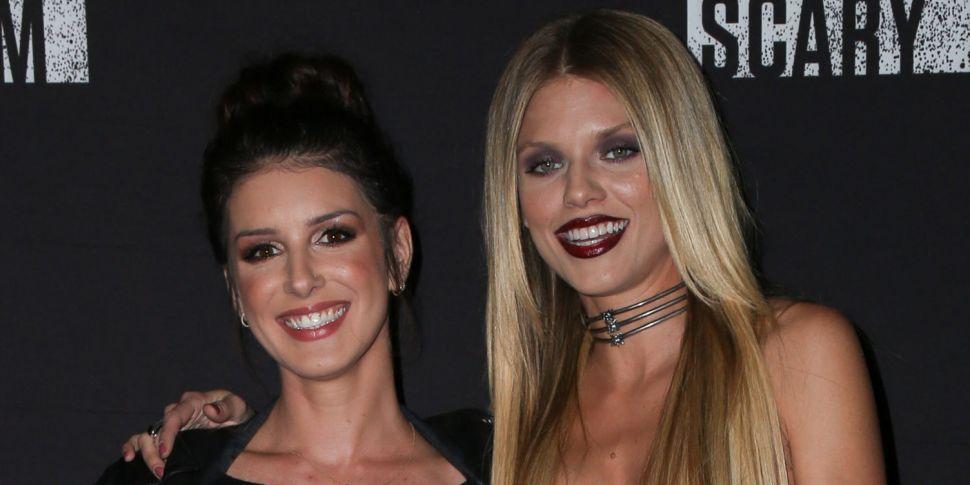 90210's Shenae Grimes & AnnaLy...