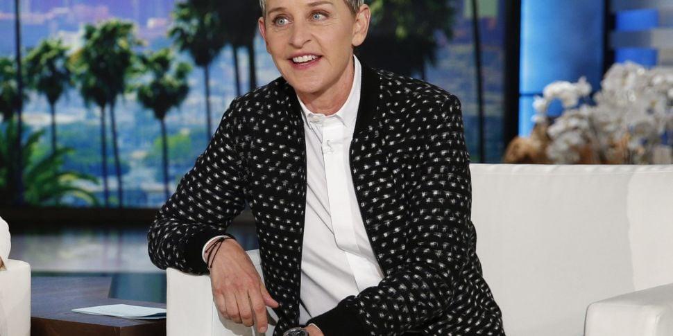 Ellen DeGeneres To Wrap Her Ta...