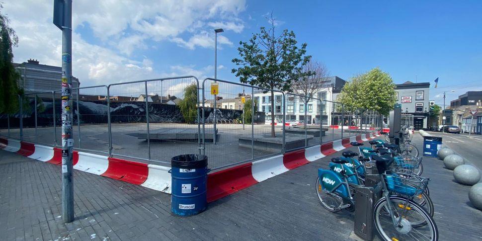 Portobello Plaza Closed For Th...
