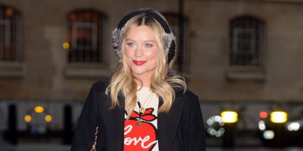 WATCH: Laura Whitmore On Set F...