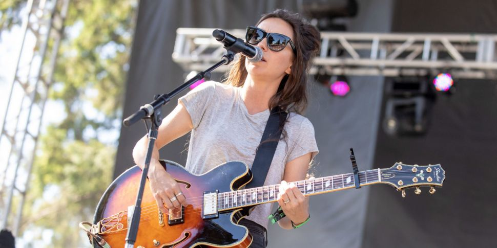 SPIN Chats To Amy Shark About...