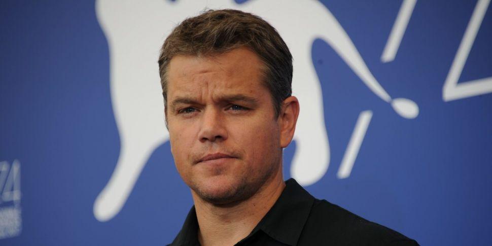 Matt Damon Joins Guest Lineup...