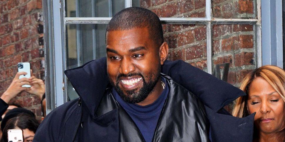 Kanye West & Irina Shayk Spott...