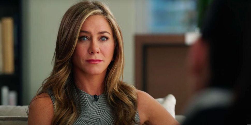 WATCH: Jennifer Aniston In The...