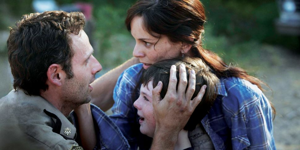 'The Walking Dead' Launches On...
