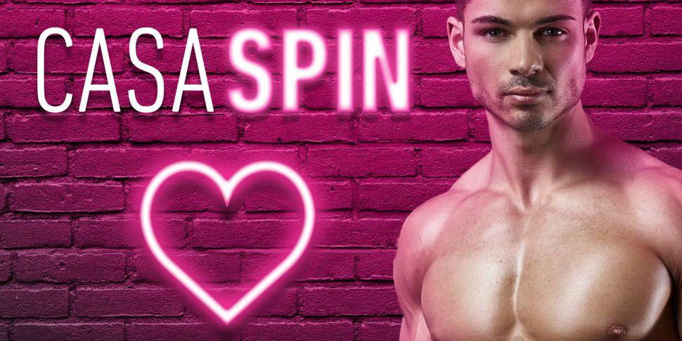 Casa SPIN #2 - Intruder In The...