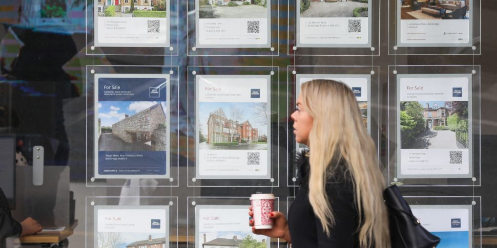 Sharp Rise In Property Prices...