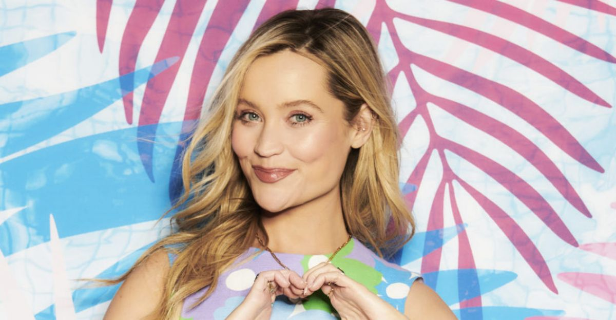 Laura Whitmore Teases Irish Contestant May Enter Love Island For Casa Amor   SPIN1038