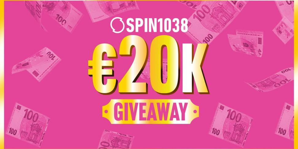 The 20K Giveaway OnSPIN1038