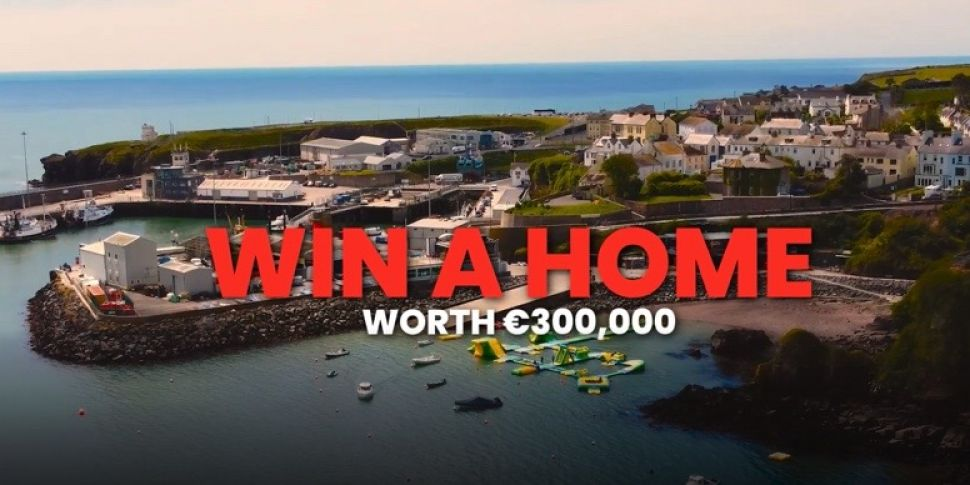 WIN A €300,000 HOUSE IN CO. WA...