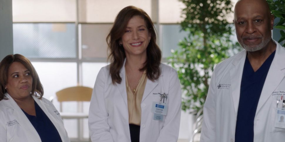 WATCH: Kate Walsh Returns As A...