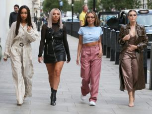 Perrie Edwards Accidentally Leaks New Little Mix Song
