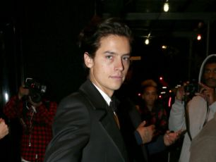 Cole Sprouse Had A Huge Crush On Jennifer Aniston In 'Friends'
