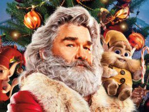 Netflix Releases Trailer For Original Kurt Russell Christmas Movie